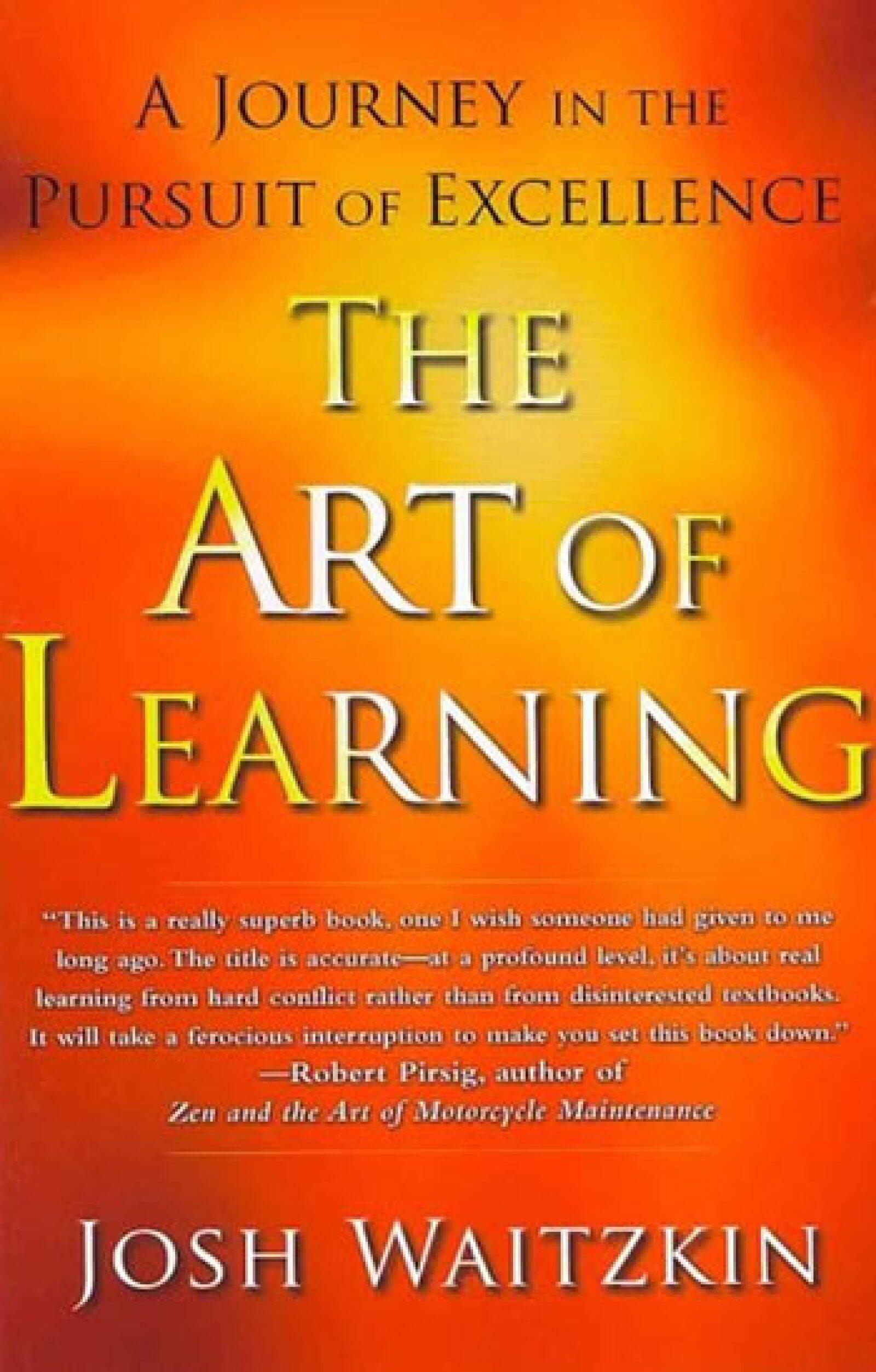 El arte de aprender de Josh Witzkin