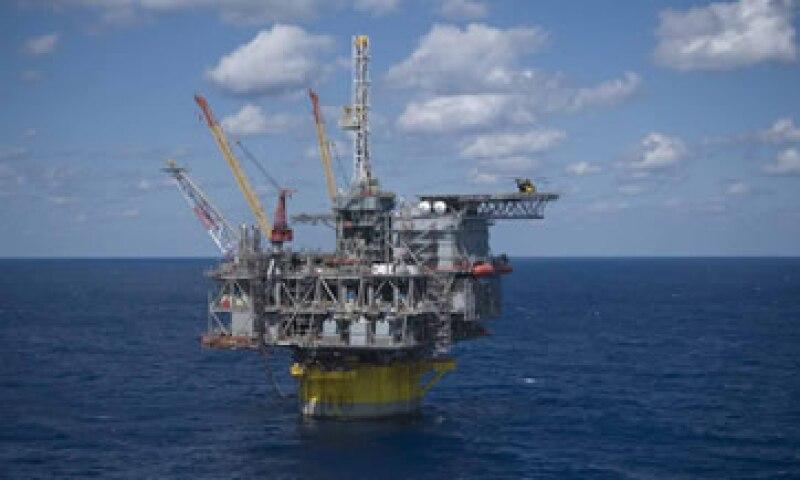 El proyecto de Shell en el Cinturón Plegado de Perdido, ubicado en el Golfo de México, se desarrolla en un tirante de agua de 2,400 metros. (Foto: Cortesía Shell)