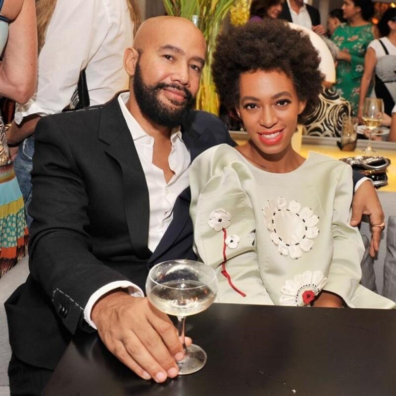"""La hermana de Beyoncé dará el """"sí, quiero"""" a su novio Alan Ferguson este fin de semana en Nueva Orleans."""