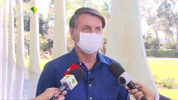 Jair Bolsonaro dio positivo al nuevo coronavirus