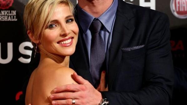 Con tres meses de embarazo, se ha confirmado que los actores esperan un hermano o hermana, para su primogénita India Rose.
