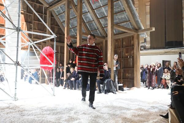 Calvin Klein show, Fall Winter 2018, New York Fashion Week, USA - 13 Feb 2018