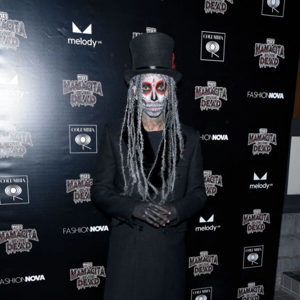 "Tyga's ""Mamacita Of The Dead"" At Yamashiro"