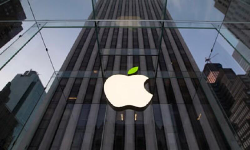 Apple registró la marca iWatch en México el 3 de junio del año pasado. (Foto: Reuters)