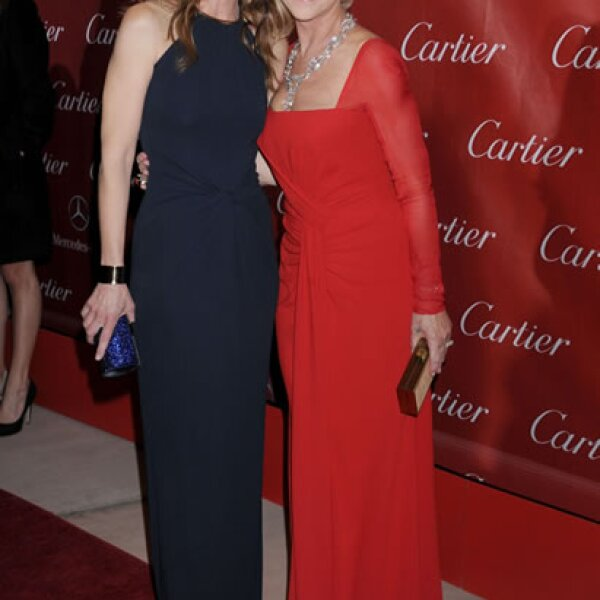 Helen Hunt y Helen Mirren.