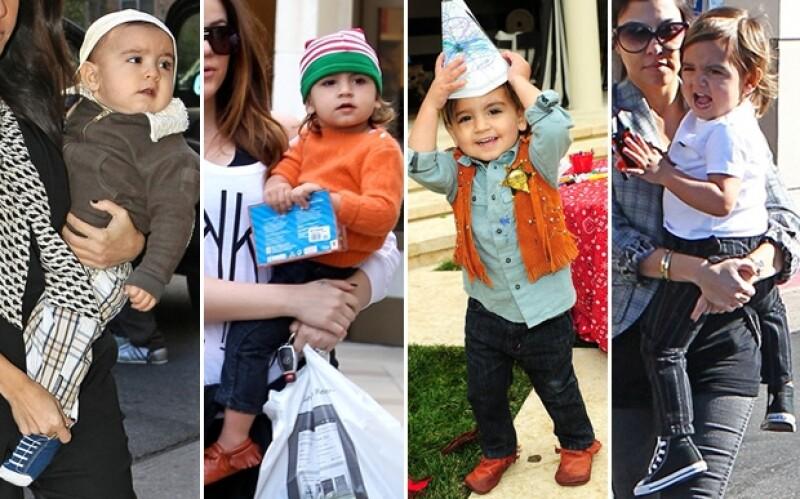Los outfits de Mason, ¿demasiado pretenciosos para un bebé?