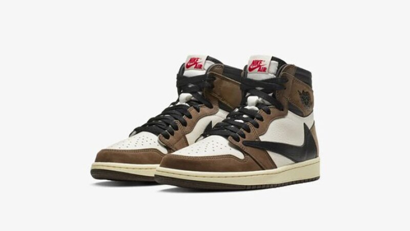Travis Scott Air Jordan