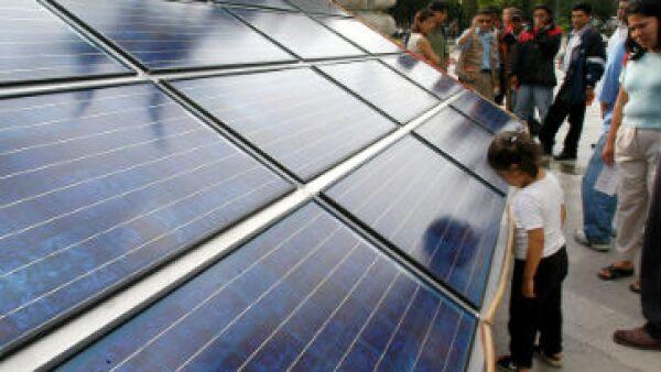 huerto solar M�xico