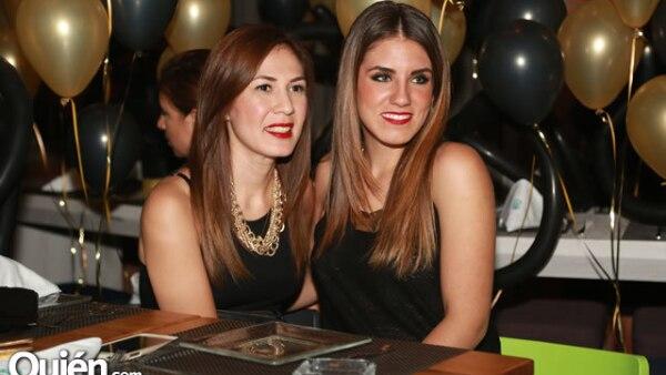 Miriam García y Julieta Orozco