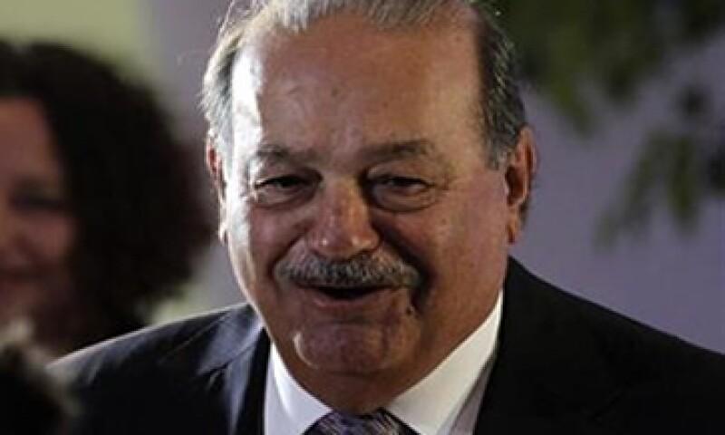 Carlos Slim se reunió el 8 de febrero en Washington con líderes gubernamentales para discutir el intercambio de tecnología en la economía internacional. (Foto: Reuters)