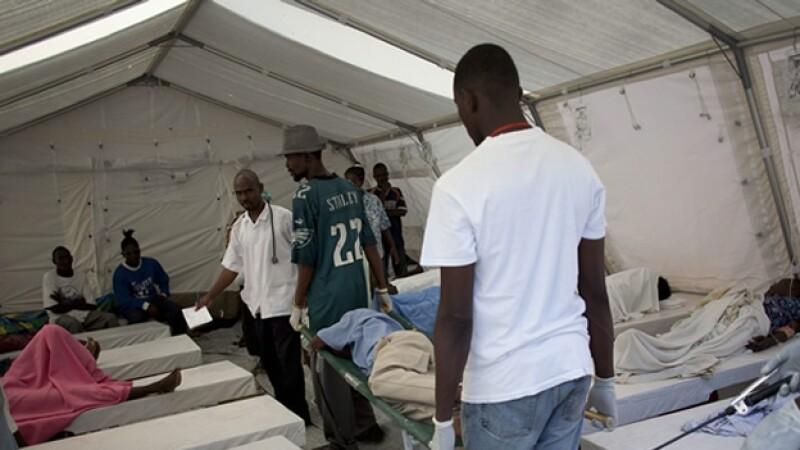 brote de cólera