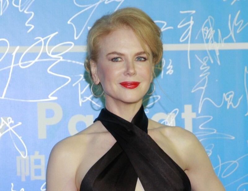 La actriz compartió en entrevista para una publicación australiana los difíciles momentos a los que se enfrentó durante su separación.