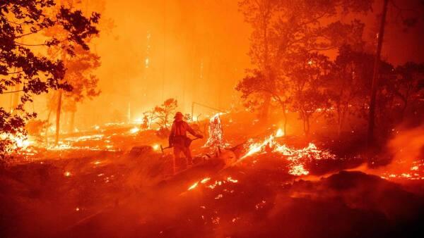 Incendio 'El Dorado'