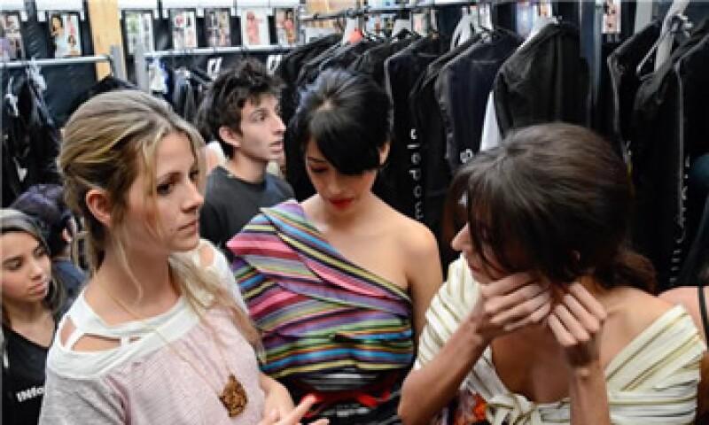 El desfile de Walerio Araujo y Karin Feller fue muestra del talento brasileño en la industria de moda. (Foto: Cortesía Inexmoda)