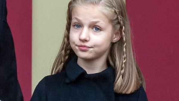 Princesa Leonor de Borbón