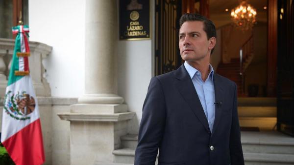 EPN el último presidente en Los Pinos