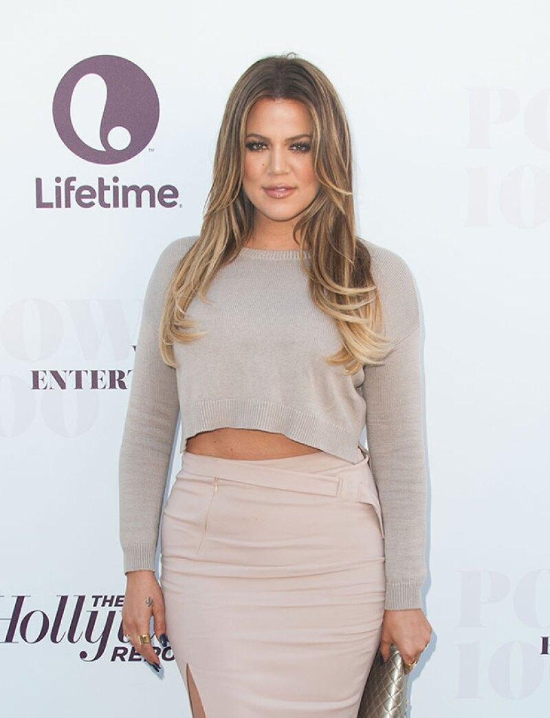 La hermana de Kim Kardashian aseguró que no le importa el sexo, sino tener a alguien a su lado que la haga sentir protegida.