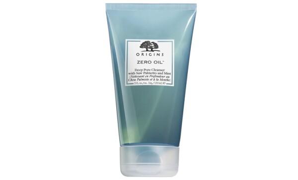 rutina-skincare-belleza-5 minutos-rápida-bloqueador-limpiador-foreo-shampoo en seco-origins