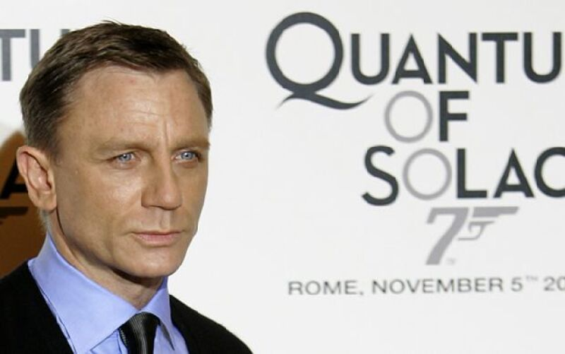 """Quantum"" es la película del 007 más vista en un fin de semana en EU en la historia de la saga."