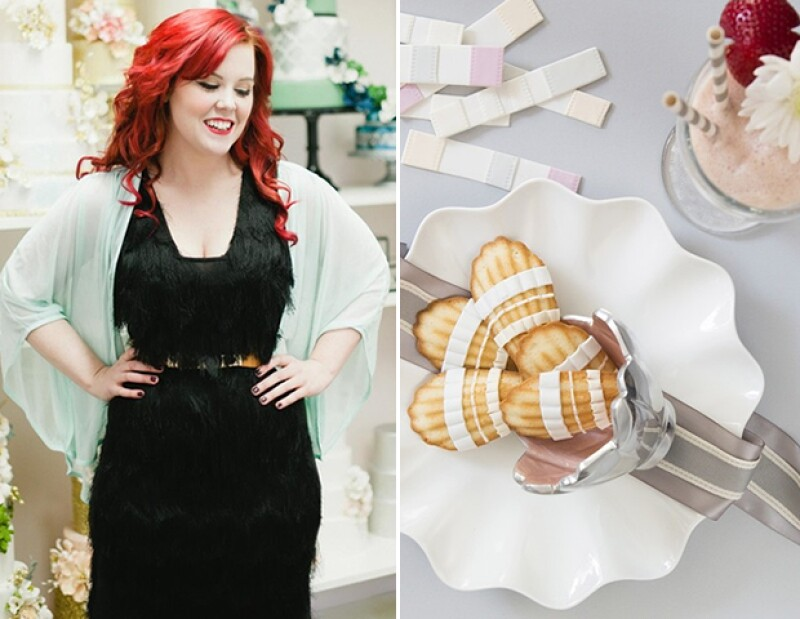 La campaña de Louis Vuitton con Jade Smith hecha galleta, las colecciones de Alta Costura en su versión postre. ¿Quién no querría consumir la moda de esta manera?