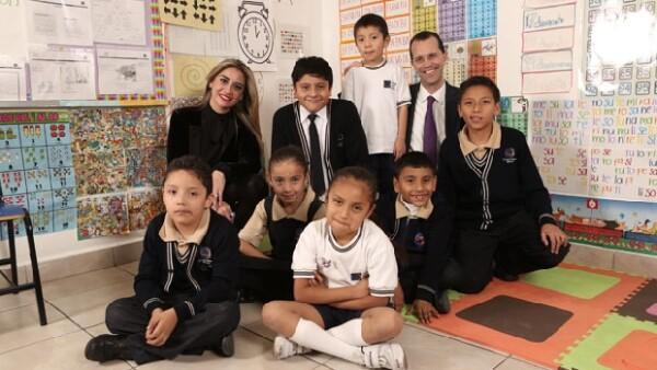 Fundación Coparmex realizará su primera maratón a favor de la educación. Su presidenta, Esmeralda Cabeza de Vaca, nos contó por qué es importante esta iniciativa.
