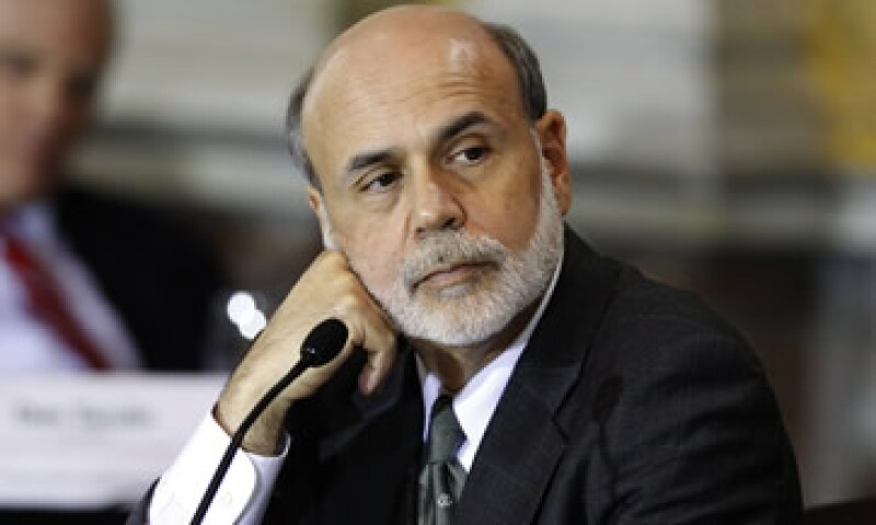 """""""La Fed continúa explorando mecanismos para incrementar más la transparencia sobre sus pronósticos y planes"""", dijo Bernanke. (Foto: Reuters)"""