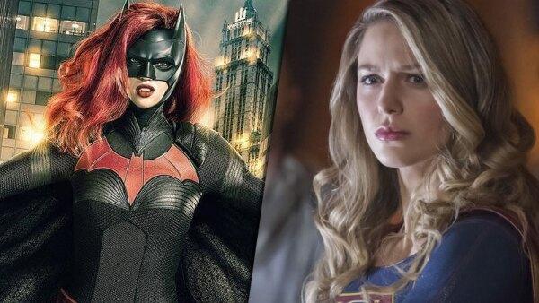 Batwoman y Supergirl