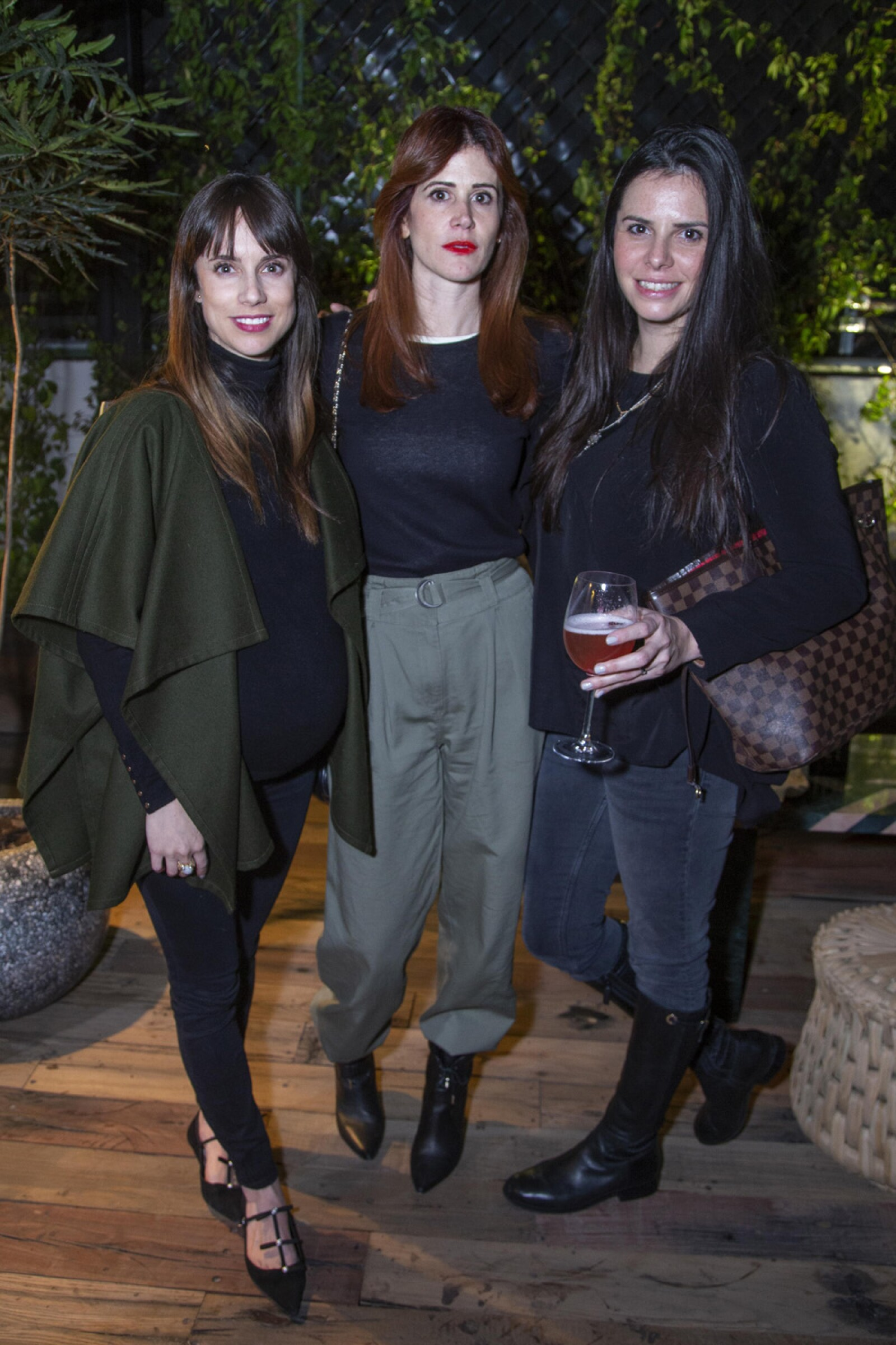 Cecilia Goslinga, Galia Cats, Irma Zapata