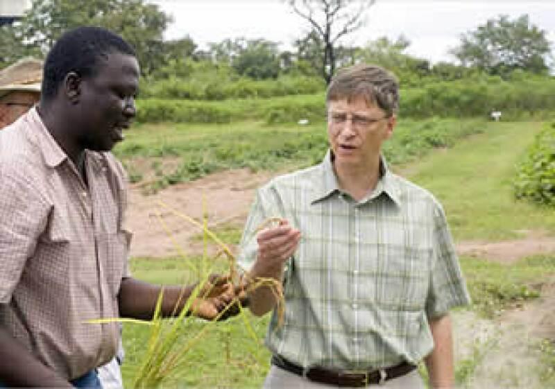 La organización creada por Bill Gates busca ahorrar dinero al mundo mediante la prevención de enfermedades. (Foto: Cortesía CNNMoney)