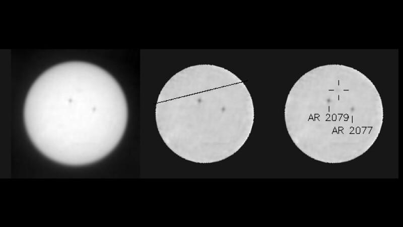 curiosity mercurio pasa por el sol