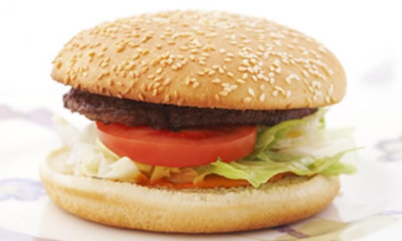 Las hamburguesas hechas con la flor tienen la ventaja de conservar el sabor de la carne y ser bajas en colesterol.  (Foto: Photos to Go)