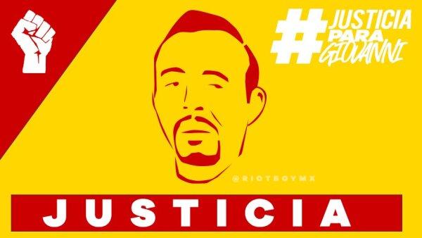 #JusticiaParaGiovanni