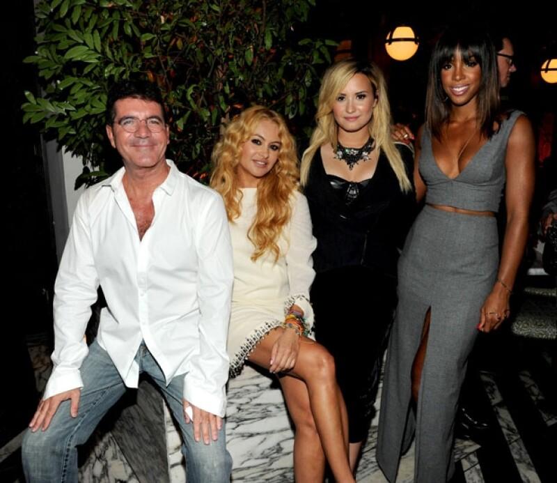 Fox anunció el término de la versión estadounidense  del talent show luego de tres temporadas al aire. La mexicana, quien se integró como juez en su pasada edición, no se expresado al respecto.