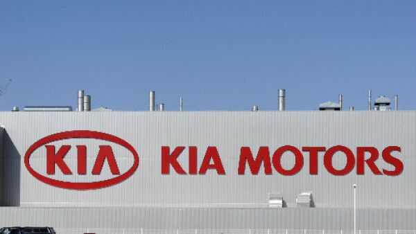 F�brica de KIA Motors