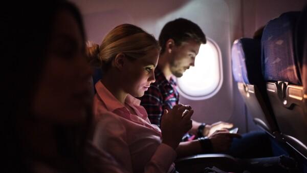 Aeroméxico mensajes vuelos