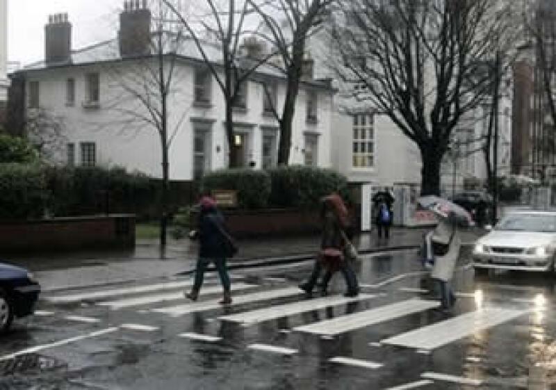 En los estudios Abbey Road han grabado bandas de rock importantes como The Beatles y Radiohead. (Foto: AP)