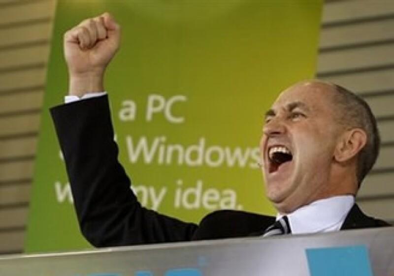 Chris Lidell deja Microsoft este diciembre, para arrancar el año con GM. (Foto: AP)