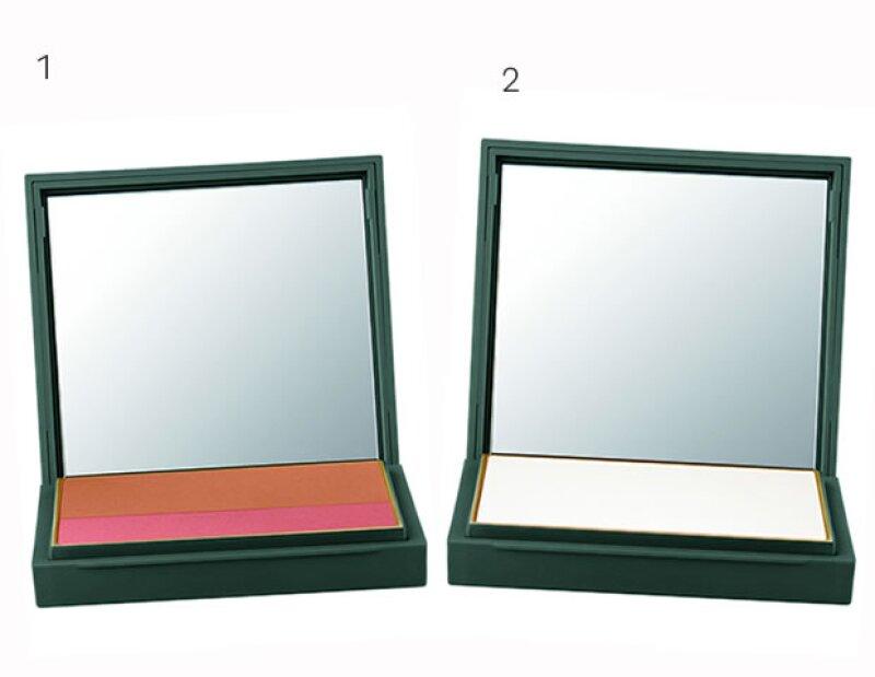 Powder Blush y Prep and Prime Transparent Finishing Powder