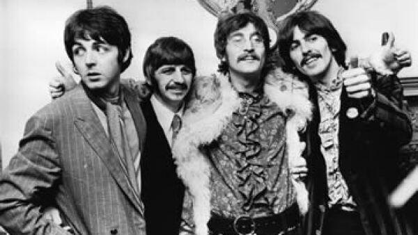 Nueve plataformas dispondrán de las canciones del cuarteto de Liverpool. (Foto: Getty Images)