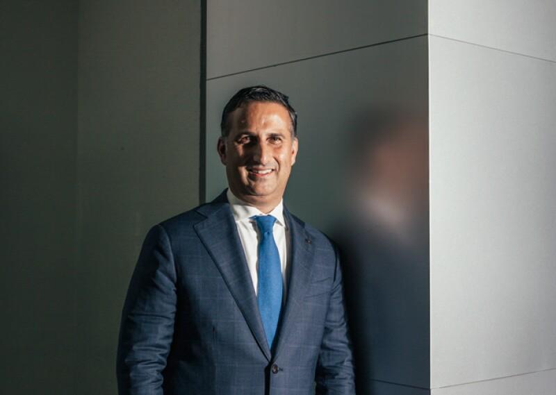 Arun Bajaj, vicepresidente de RH de la Alianza Nissan-Renault-Mitsubishi