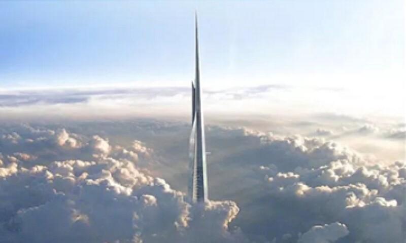 Se espera que el edificio esté listo para 2020. (Foto: Jeddah Economic Company)
