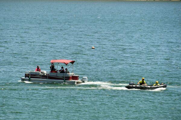Búsqueda de Naya Rivera en Lago Piru, al sur de Calinfornia