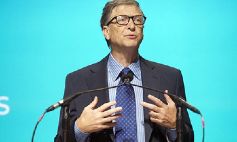 El fundador de Microsoft, Bill Gates, ha sido uno de los millonarios en presionar al Congreso por la reforma migratoria. (Foto: Getty Images)