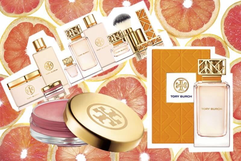 La nueva colección, así como la fragancia, destacan por tener esencias de toronja,mandarina, bergamota, madera, peonias, rosa y jazmín