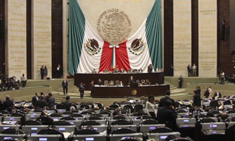 El Pleno de la Cámara de Diputados inició este martes el tercer periodo extraordinario de sesiones. (Foto: Notimex)