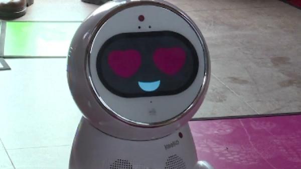 Los robots llegan a los centros educativos de China