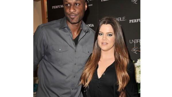 Algunos medios publicaron que en entrevista con Jimmy Kimmel, Kim dijo que su hermana en realidad no quería tener hijos con Lamar Odom; más tarde la novia de Kanye West aclararía la información.