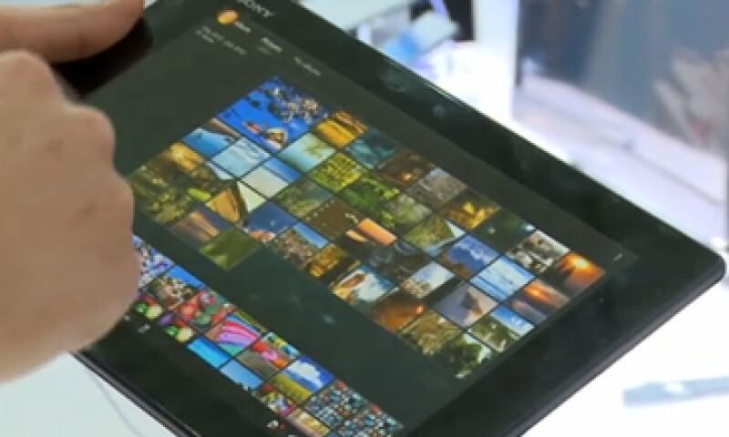 La Xperia Tablet Z de Sony será un dispositivo digno de monitorear cuando salga a la venta. (Foto: Tomada de CNNMoney.com)