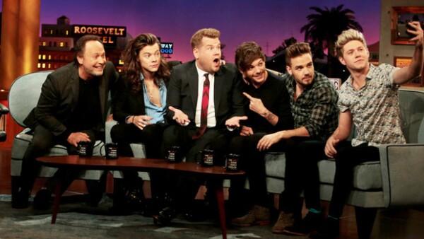 Durante la visita de la banda al programa The Late Late Show, realizaron juegos en donde quien perdiera, tendría que tatuarse al instante.