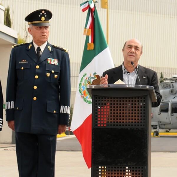 Murillo Karam detencion Chapo